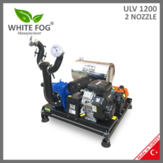 Car Mounted ULV Cold Fogger Fogging Sprayer Spraying Machine Manufacturer Turkey