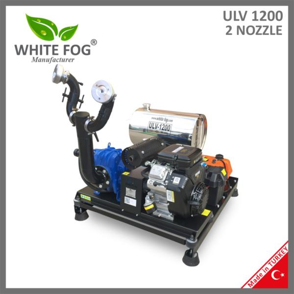 Car Mounted ULV Cold Fogger Fogging Sprayer Spraying Machine Manufacturer Turkey