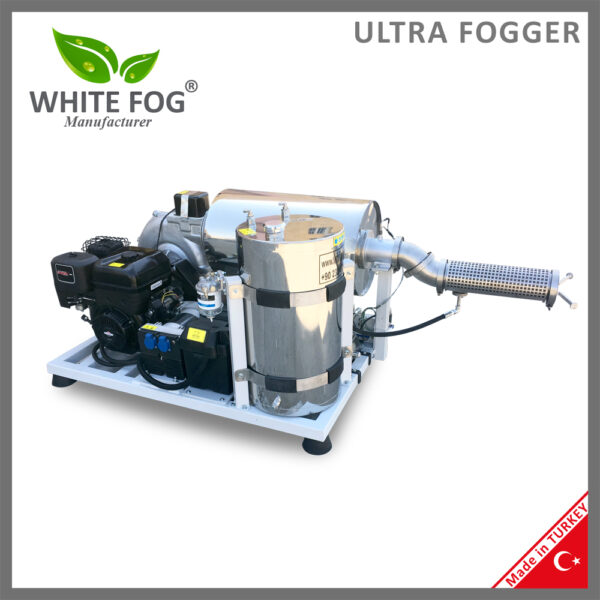Fumigation Machine Thermal Fogger Fogging Machine For Locust Mosquito Combat Ultra Fogger