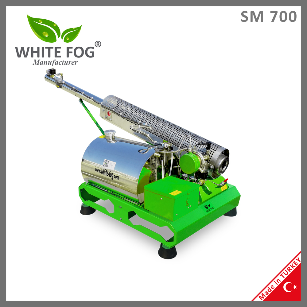 Vehicle Mounted Thermal Fogger Car Mounted Truck Mounted Thermal Fogger Pulse Jet Thermal Fogging Machine Manufacturer for fumigation insecticide Pest Control green house