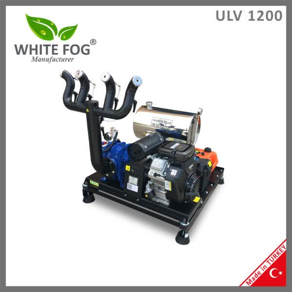 Vehicle Mounted ULV Cold Fogging Machine Manufacturer WhiteFog ULV1200