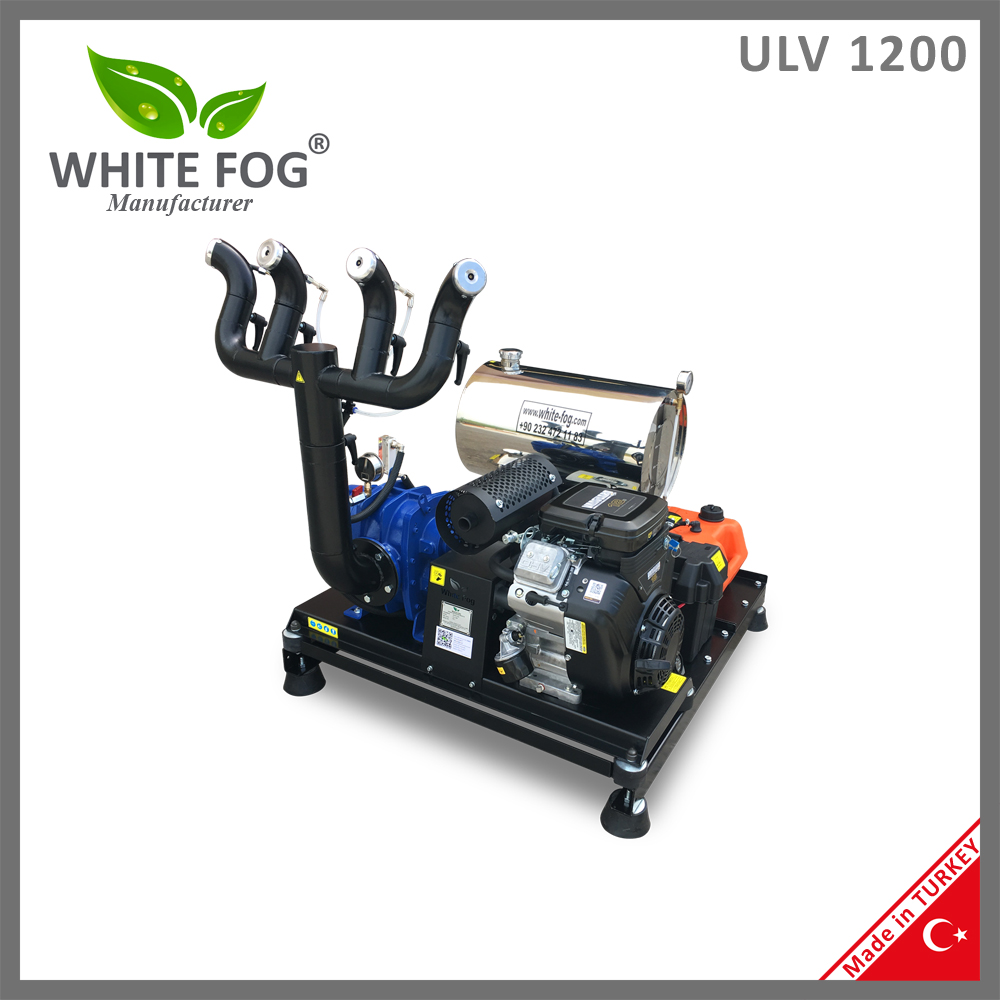 Vehicle Mounted ULV Cold Fogging Machine Manufacturer WhiteFog ULV1200
