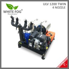 Car Mount ULV Cold Fogger Disinfection Sanitizer Machine Manufacturer in Turkey