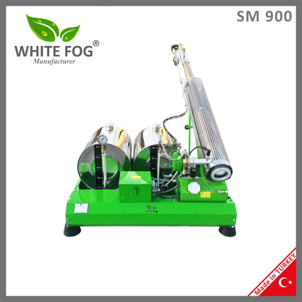 Car Mounted Thermal Fogging Fogger Machine Manufacturer Oil Based Pulse Jet