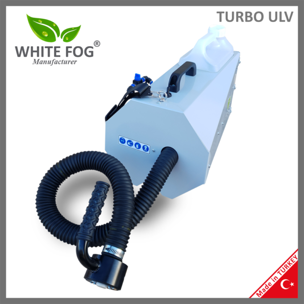 Portable Electric ULV Cold Fogger Disinfection Sanitizer Machine Manufacturer WhiteFog TURBO ULV