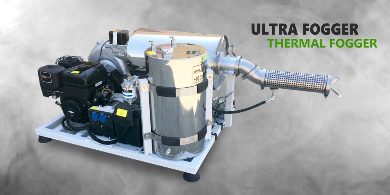 High Capacity Thermal Fogging Machine