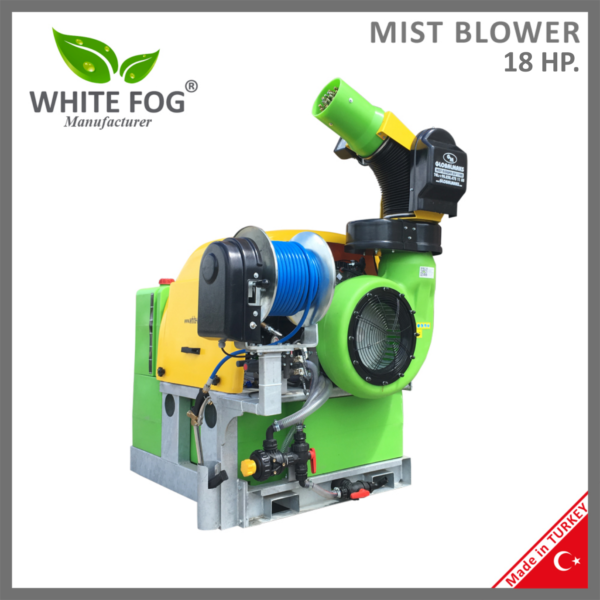 Locust insecticide pesticide treatment sprayer spraying fogging fogger machine manufacturer Mist Blower 18Hp