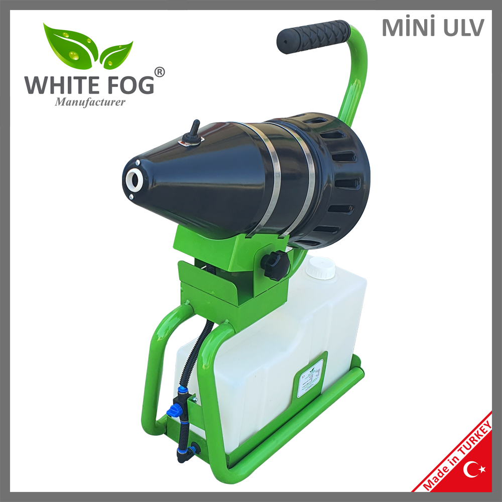 Portable electrical electric ulv cold fogging fogger machine disinfection disinfectant sanitizer fogging in turkey
