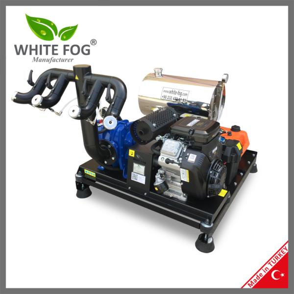 Vehicle Mounted ULV Cold Fogger Spraying Machine Manufacturer WhiteFog ULV1200