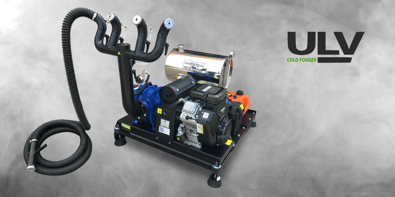 Vehicle Truck Car Mounted ULV Cold Fogger Fogging Machine