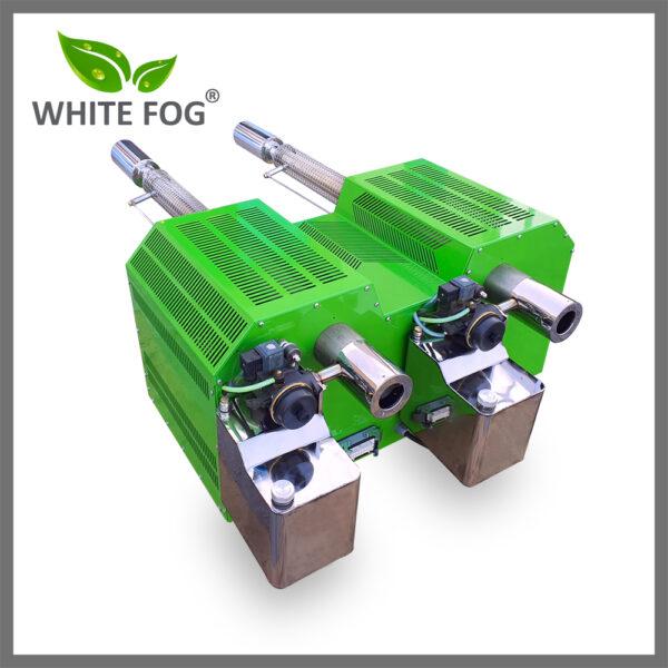 2 nozzle thermal fogging machine