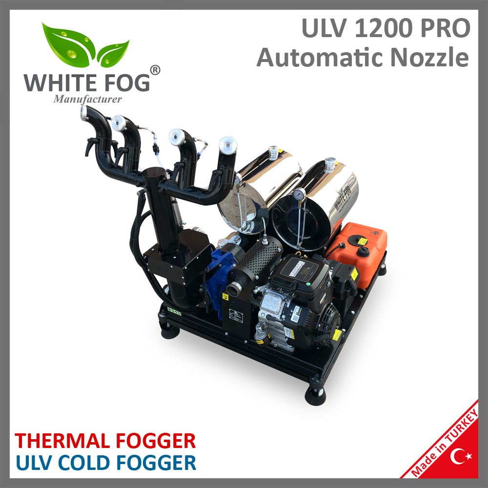 ULV1200 Professional Automatic Nozzle Head