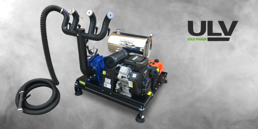 ULV Spraying Machine