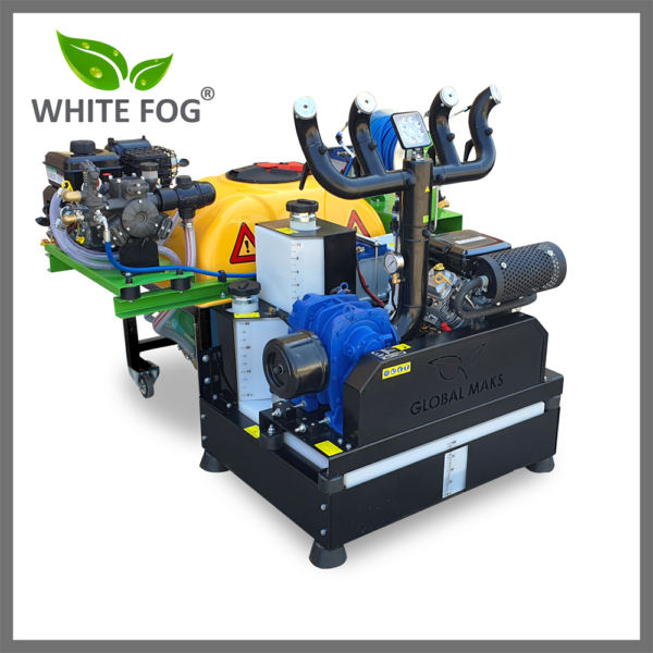 ULV fogger and mist sprayer machine 2 in 1 both type