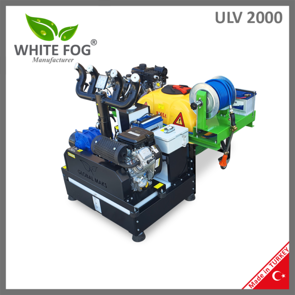Vehicle mounted ULV cold fogging machine and Mist Spraying Machine