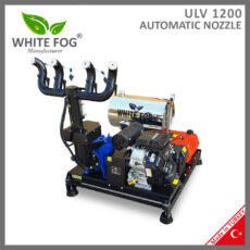 Automatic nozzle head ulv cold fogger spraying sprayer machine